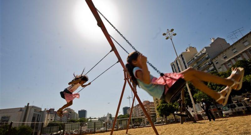 Crianças portuguesas têm menos liberdade para brincar
