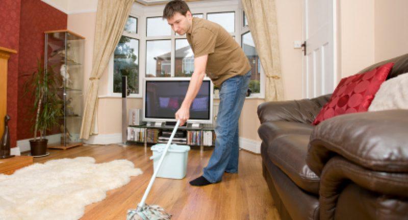 Homens no desemprego tornam-se domésticos